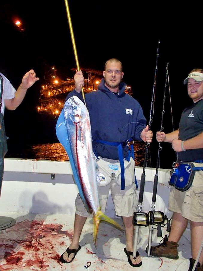 Overnighter fishing trip info for Deep sea fishing charters near me