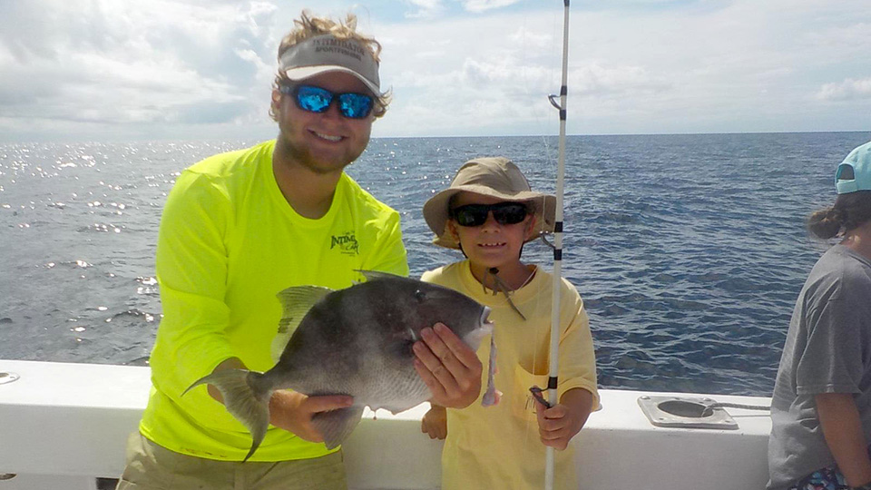 Deep sea fishing intimidator charters inc for Fishing charters mexico beach fl