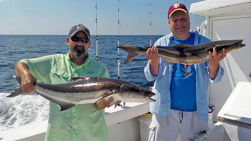 Deep sea fishing intimidator charters inc for Fishing forecast alabama